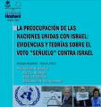 Dossier La ONU E Israel