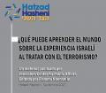 Dossier Lecciones Terrorismo En Israel