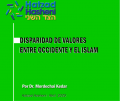Dossier Disparidad De Valores Islam Occidente