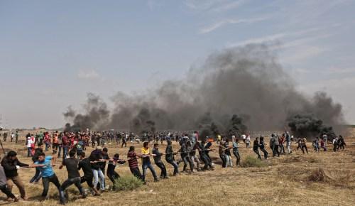 """Las tácticas de guerra del Hamás en la """"Gran Marcha del Retorno de Marzo"""" – Por Teniente Coronel (Retirado) Jonathan D. Halevi"""