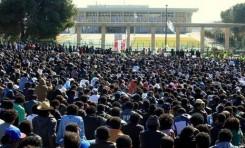 Organismos europeos son los responsables de la financiación de las protestas de los infiltrados en Israel