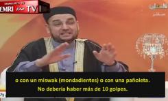 """Clérigo Islamista explica cómo golpear a una esposa: """"No Más de 10 Golpes y no dejarle marcas"""""""
