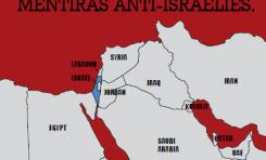 Las 10 mayores mentiras Anti-Israelíes