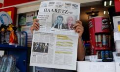 El Pueblo contra Haaretz - Por Shmuel Rosner (The New York Times)