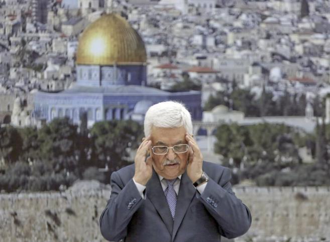 Mahmoud Abbas regresó a sus malos hábitos – Por Reuvén Barko