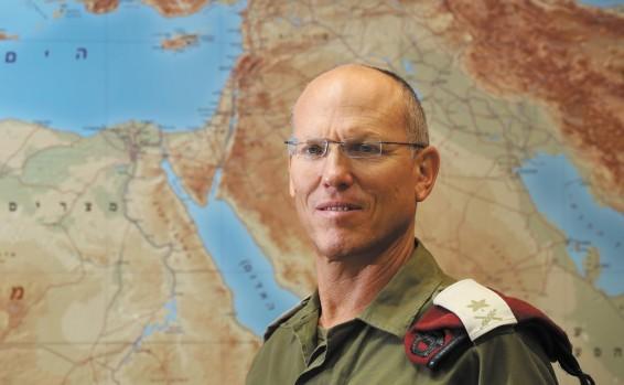 """Las amenazas militares contra Israel – Entrevista al general Nitzan Alón – """"La opción sunita"""""""