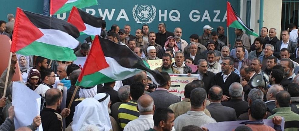 Finalmente el Congreso le solicita a UNWRA la cantidad real de refugiados palestinos