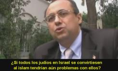 """Dr. Hamid Tawfik: """"El palestino-israelí es un conflicto religioso"""""""