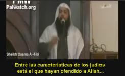 Predicador Palestino (TV Oficial) expone su educación islamonazi