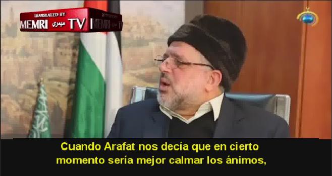 Fundador de Hamás: Coordinamos atentados con Arafat en la Segunda Intifada