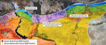 ¿Fue sorpresiva la decisión estadounidense de abandonar a los kurdos? - Por Coronel (Retirado) Dr. Jacques Neriah (Jerusalem Center for Public Affairs)