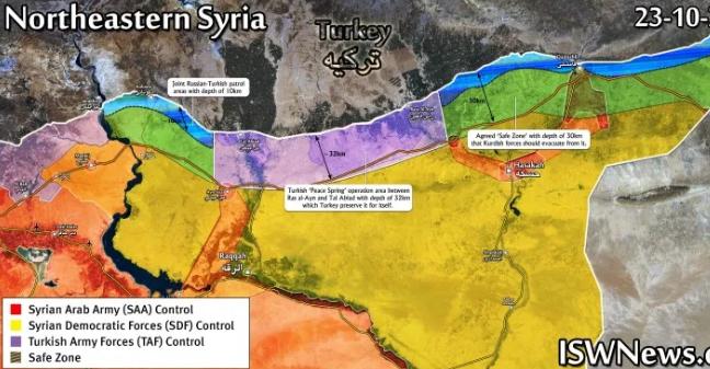 ¿Fue sorpresiva la decisión estadounidense de abandonar a los kurdos? – Por Coronel (Retirado) Dr. Jacques Neriah (Jerusalem Center for Public Affairs)