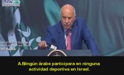 En contra de las leyes FIFA - Jefe del Fútbol Palestino llama al boicot a Israel por motivos políticos