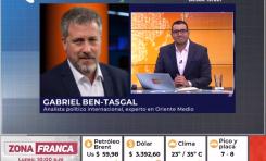 """Árabes van a sacrificar a Palestina para tener entendimiento con Israel"": Ben-Tasgal"