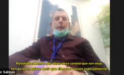 La Estrategia Israelí para combatir el corona - Entrevista el Director del Departamento de RR.EE. del Ministerio de Salud de Israel