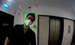 Una tecnología antiterrorista israelí para reconocer facialmente al personal de salud que usa mascara – Por Eitan Halon (Jerusalem Post)