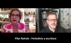 """Pilar Rahola nos invita a hablar del Corona en España, el Antisemitismo y el dudoso """"amor"""" de la extrema derecha a Israel"""