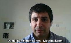 """Daniel Ben Simón: """"Los israelíes no son secos a la hora de hacer negocios, son prácticos y van al grano"""""""