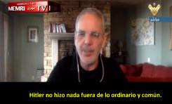"""Académico palestino-estadounidense: """"El coronavirus puede haberse filtrado de un laboratorio estadounidense"""""""