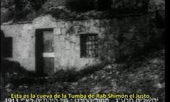Un film único - Vamos a visitar Jerusalén en el año 1913