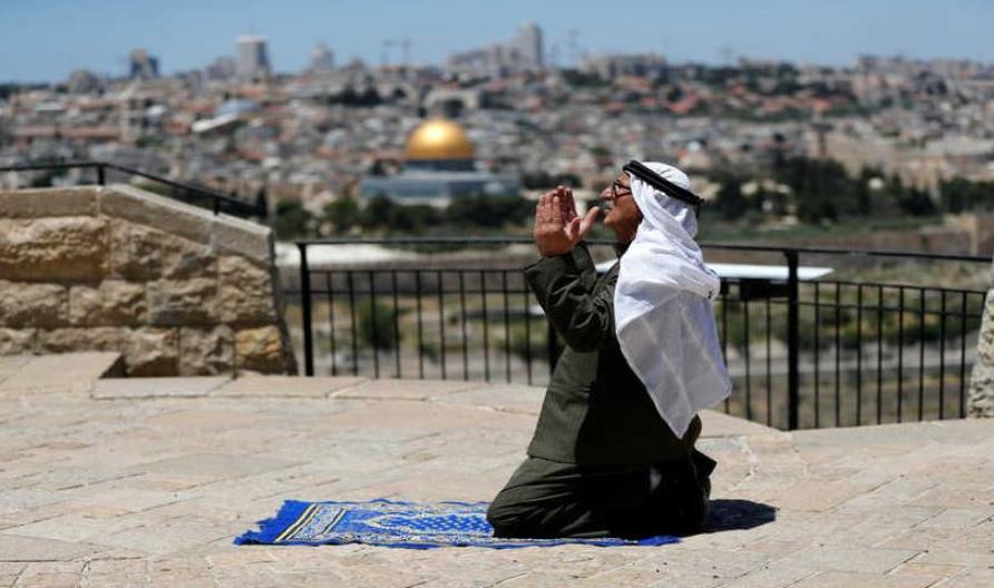 """Cleptohistoria palestina – """"Los árabes, no los judíos, fundaron y construyeron Jerusalén"""""""