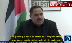 """Miembro de Fatah: """"Israel está limpiando étnicamente los territorios palestinos"""""""