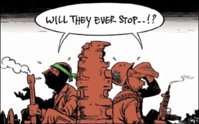 La Victoria de Israel es el único camino que lleva a la paz – Por Gregg Roman (The Hill)