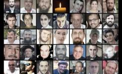 Heroes de Israel - Los 34 asesinados en esta ola de terrorismo palestino