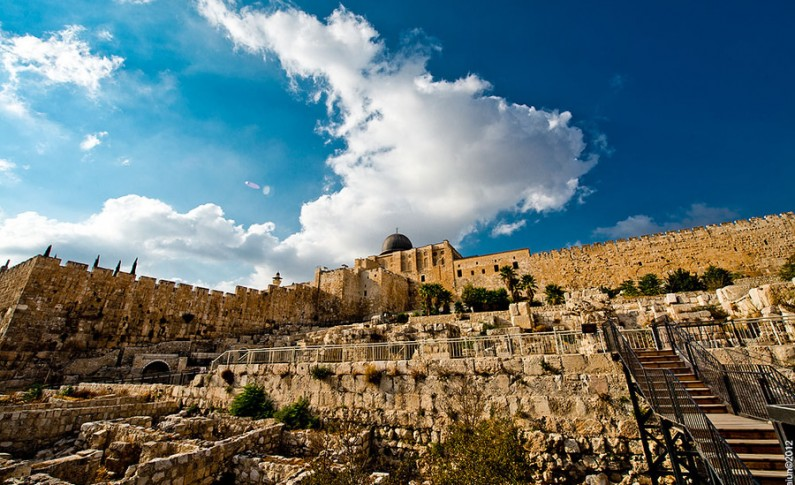 La belleza de Jerusalén capturada desde miles de ángulos