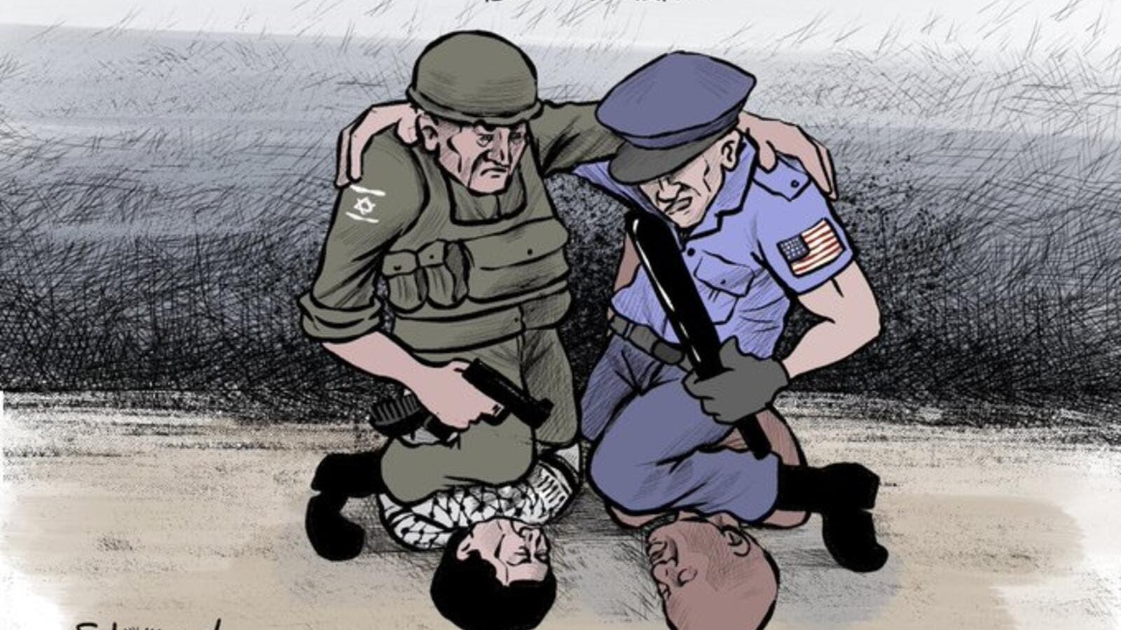 Explotando las protestas de Floyd para demonizar a Israel – Por Alan Dershowitz (Jerusalem Post)