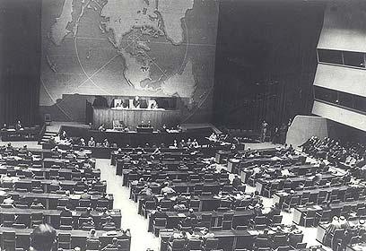 El mito que las Naciones Unidas crearon a Israel – Por Jeremy R. Hammond (Foreign Policy Journal)