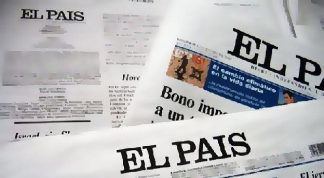 """¿Pondrá fin el periódico """"El País"""" a su inquisición anti-israelí? – Por Masha Gabriel"""