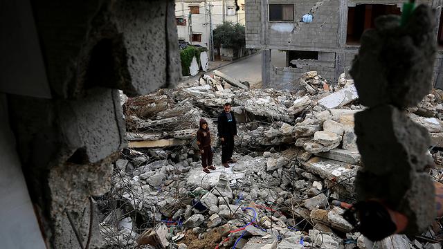 "Informe europeo: ""Israel es culpable de asesinatos sistemáticos en Gaza"" – Por Itamar Eichner (Yediot Ajaronot 25/1/2017)"
