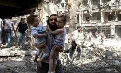 Gabriel Ben-Tasgal en la TV oficial de Panamá sobre Siria