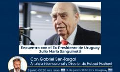 Entrevista al ex Presidente de Uruguay Julio María Sanguinetti – El mundo tras la pandemia