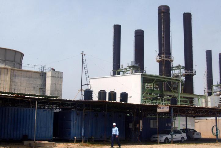 La crisis de la electricidad en Gaza- Por David Mandel