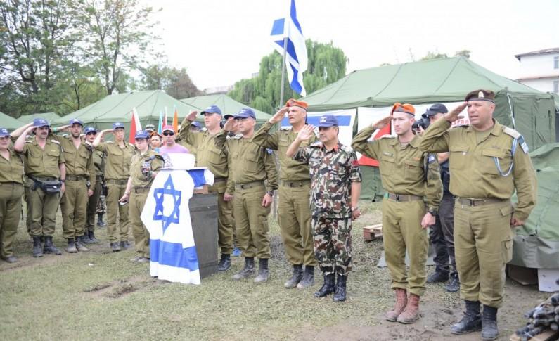Tikun Olam (Mejorar el Mundo) - Cuando ocurre un desastre, allí debe estar Israel