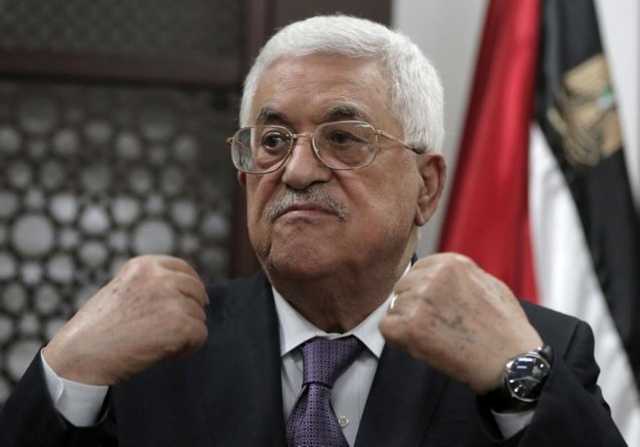 Abbas está ente el abismo y la catástrofe – Por Yoni Ben Menajem (Israel Hayom)