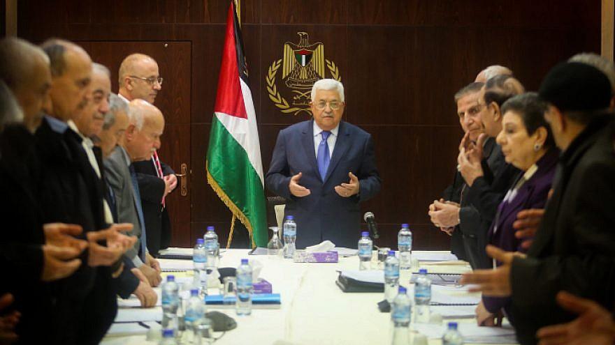 La batalla por la sucesión de Mahmoud Abbas – ¿Se deslizará hacia la violencia? – Por Yaakov Lappin (JNS)