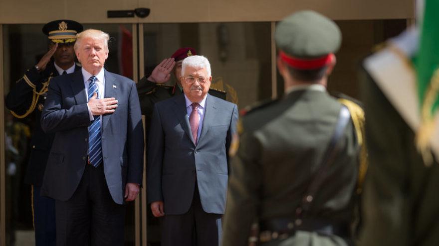 """Los palestinos """"definitivamente"""" van a rechazar el plan de paz de Trump – Por Ariel Ben Salomon (JNS)"""