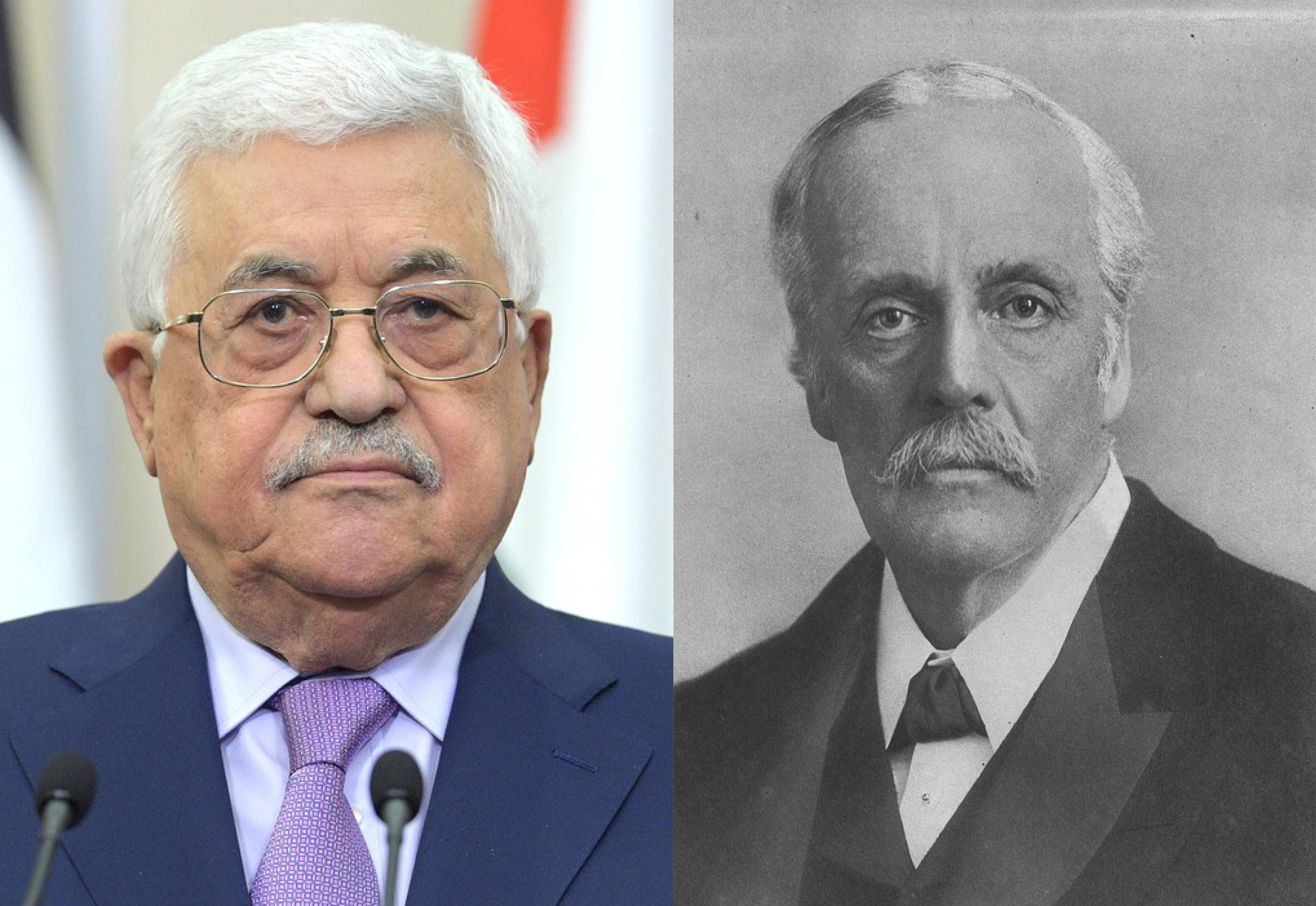 Mahmoud Abbas debería apoyar la Declaración Balfour – Por Prof. Efraim Karsh