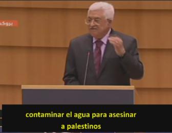 Nueva calumnia ritual antisemita de Mahmud Abbas (Presidente de la Autoridad Palestina)