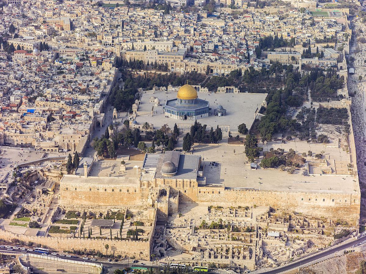 Patrones recurrentes: Los Disturbios en el Monte del Templo – Por Manfred Gerstenfeld (BESA)