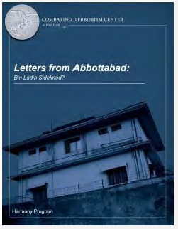 Documentos de Bin Laden capturados en Pakistán (Meir Amit)