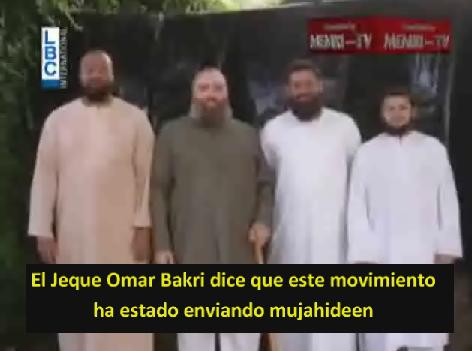 El líder musulmán británico Anjem Choudary reconoce el envío de combatientes occidentales a Siria