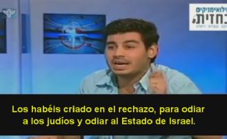 """Árabe-Israelí: """"Israel trata de alentarnos, queremos integrarnos"""""""