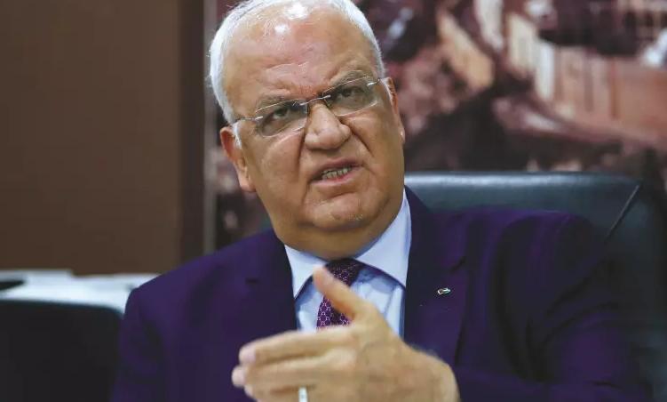 """La """"súper"""" entrevista con el número 2 de la Autoridad Palestina (con interpretaciones de Hatzad Hasheni) – Por Ben Caspit (Maariv 16/9/2018)"""