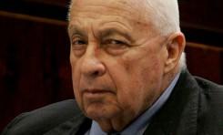 Ariel Sharon - Amado por la prensa, cuando giró a la izquierda