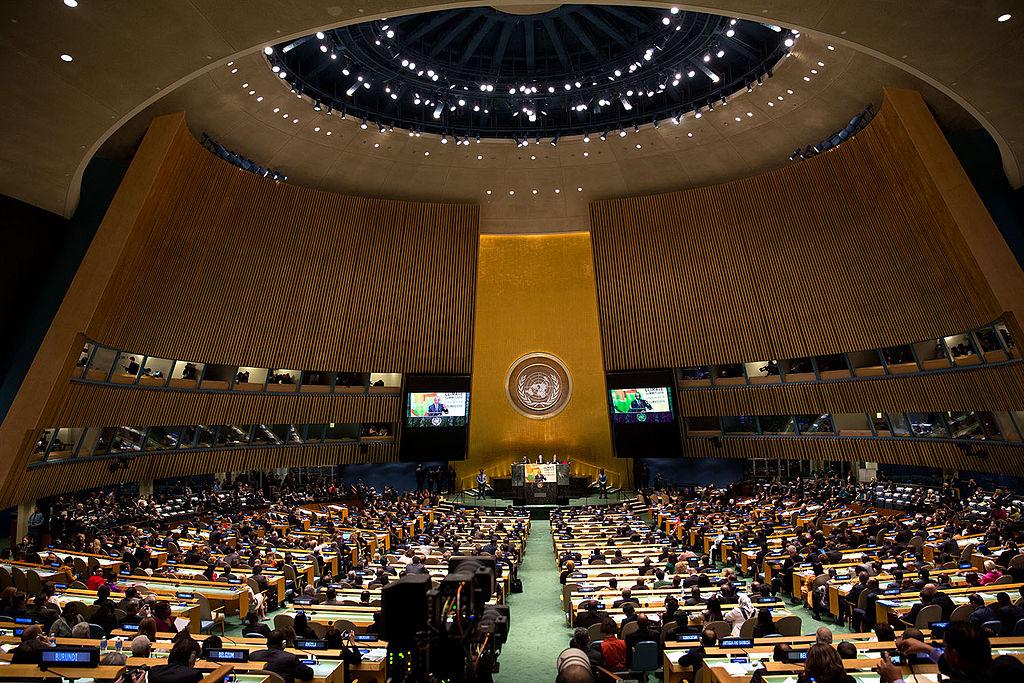 La ley de nacionalidad israelí, la Resolución 181 de la ONU y el Partido Árabe Unido – Por Prof. Hillel Frisch (BESA)