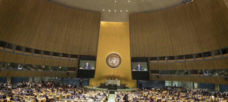 La ONU No vela por los Derechos Humanos –  Por Ana Jerozolimski